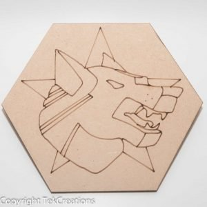 Battletech Clan Wolf Emblem