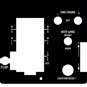Warthog - F18 Hornet Plate