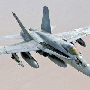 F/A-18 C Hornet Panels
