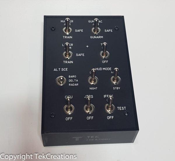 A10 AHCP Panel