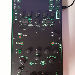 A10 Warthog Arc-210 Radio Stack