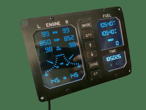 F18 Hornet IFEI USB Controller